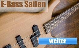 E-Bass Saiten kaufen