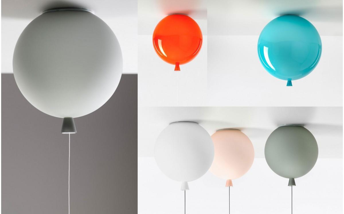 LAMPE ENFANT BALLON  Plafonnier Chambre Bb et Enfant Lampe Design Suspension Ballon