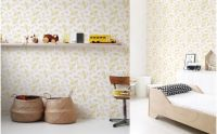 PASTEL FLOWER WALLPAPER - Nursery Wallpaper, Girls Room ...