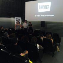 Cineteca Matadero 26-5-16