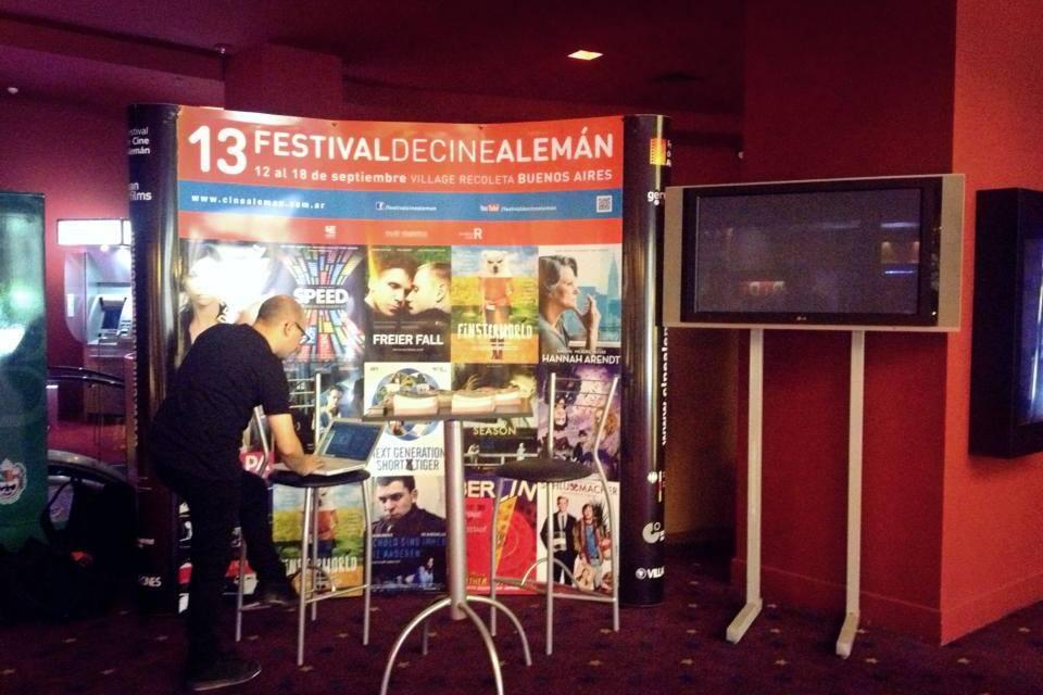 13° Festival de cine alemán de Buenos Aires