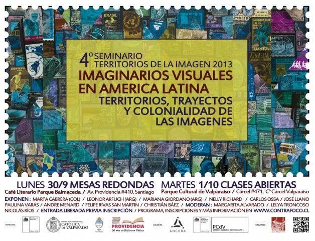 Seminario Territorios de la imagen 2013