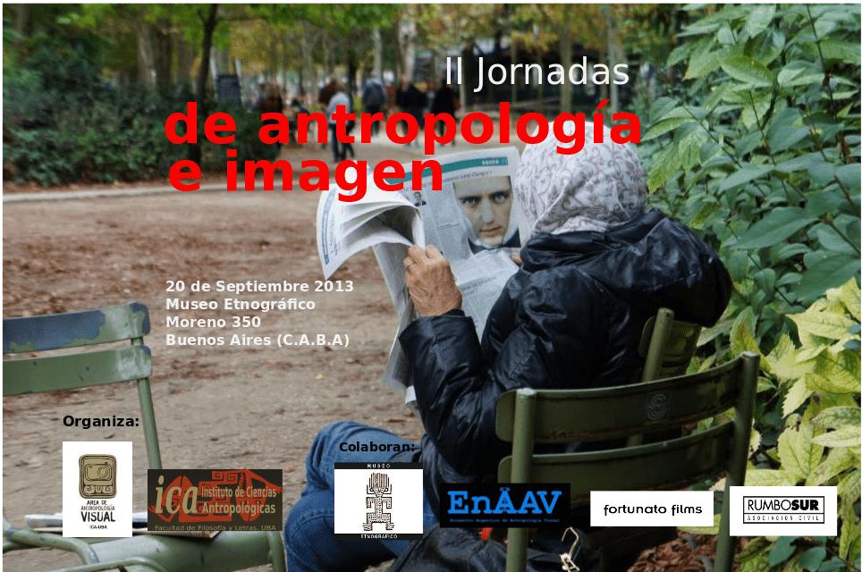 II Jornadas de Antropología e Imagen
