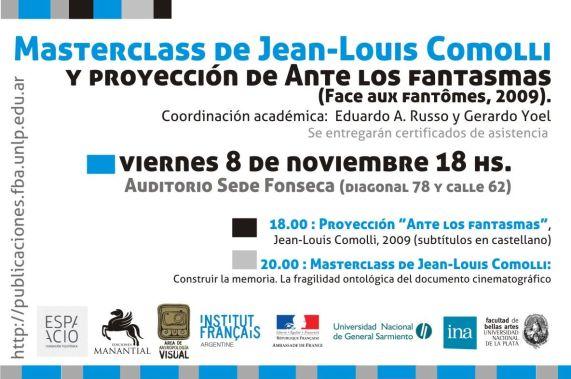 Jean Louis comolli