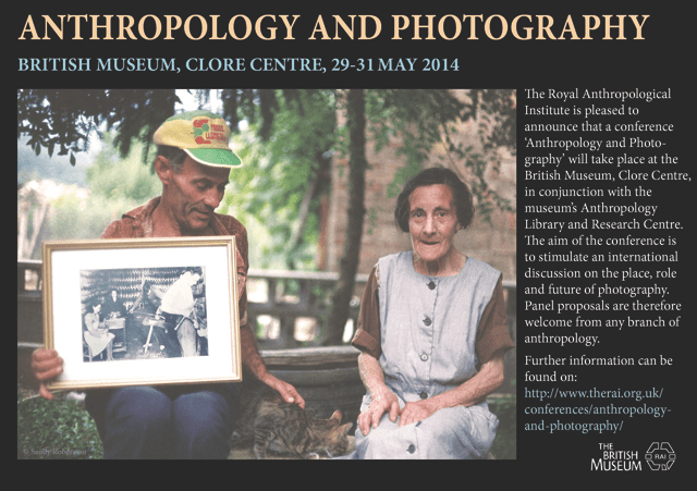 Call for Papers: Anthropology and Photography