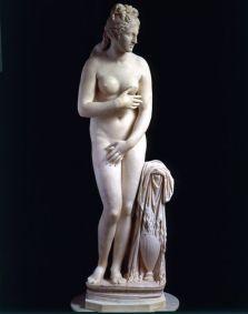Venus Capitolina. Copia romana a partir de un original griego.