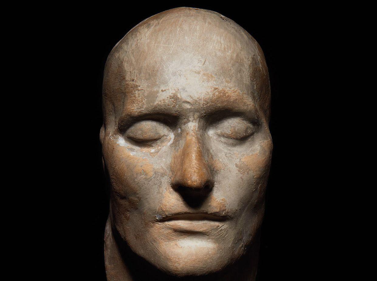 La máscara mortuoria de Napoleón Bonaparte: el rostro de una obsesión   e-imagen