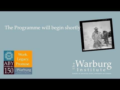 Aby Warburg 150. Work. Legacy. Promise. (Dia 2)
