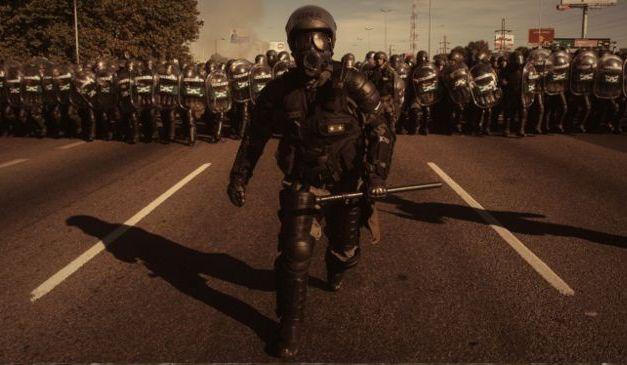 La vuelta del malón. Cultura visual y violencia estatal en Argentina