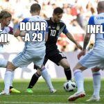 Abriendo a la derecha. Un ensayo visual sobre el Mundial de Rusia 2018