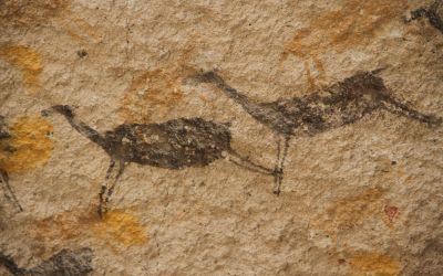 Imágenes técnicas y arqueología: El problema del arte rupestre y la visualización de la prehistoria.
