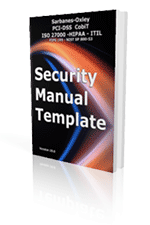 SecurityManual -- Policies & Procedures