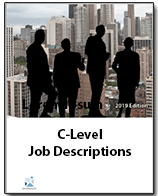 C-Level Job Descriptions