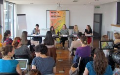 "1st Round table ""Women in the IT sector"", April 23rd 2016"