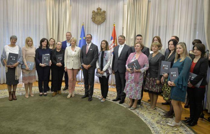 """""""Jednakim mogućnostima"""" svečano uručen ugovor za projekat namenjen ženama u ruralnim sredinama"""