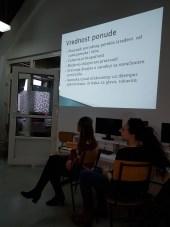 Obuka iz oblasti digitalnih i preduzetničkih veština, Gimnazija u Kuršumliji, januar 2019.