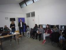 Obuka iz oblasti digitalnih i preduzetničkih veština, Gimnazija u Ljuboviji, decembar 2018.