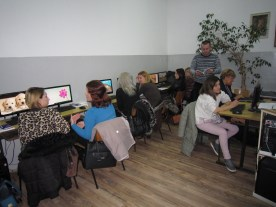 Obuka iz oblasti digitalnih i preduzetničkih veština, Osnovna škola u Majdanpeku, decembar 2018.
