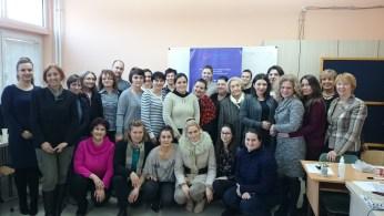 Obuka iz oblasti digitalnih i preduzetničkih veština, Ekonomska škola u Paraćinu, februar 2019.