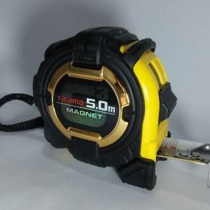ΜΕΤΡΟ 5Μ 27mm G3 MAGNET TAJIMA