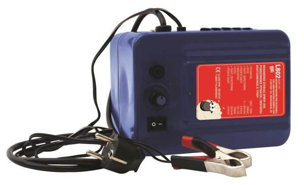 Μοτέρ σούβλας αρνιού 20W ρυθμιζόμενος και μπαταρίας 12V