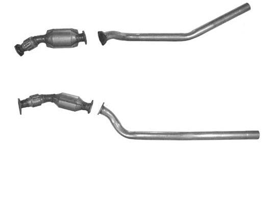 Catalytic Converters Καταλύτης VOLKSWAGEN PASSAT 1.9 TDi