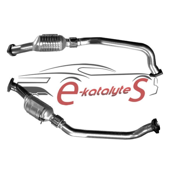 Catalytic Converters BMW 520d 2.0 E39 (M47 engine; 1st cat