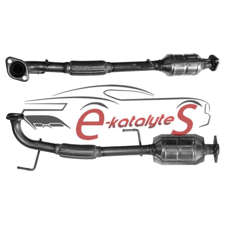 Catalytic Converters SUZUKI GRAND VITARA 2.0 Turbo Diesel