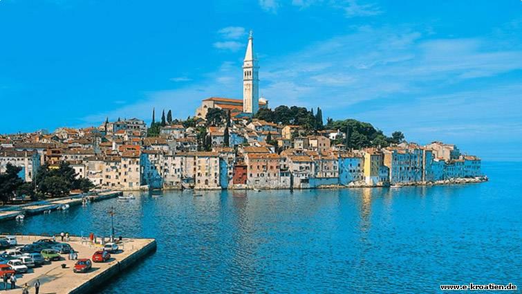 Kroatien foto  Die Adria zum Greifen nah
