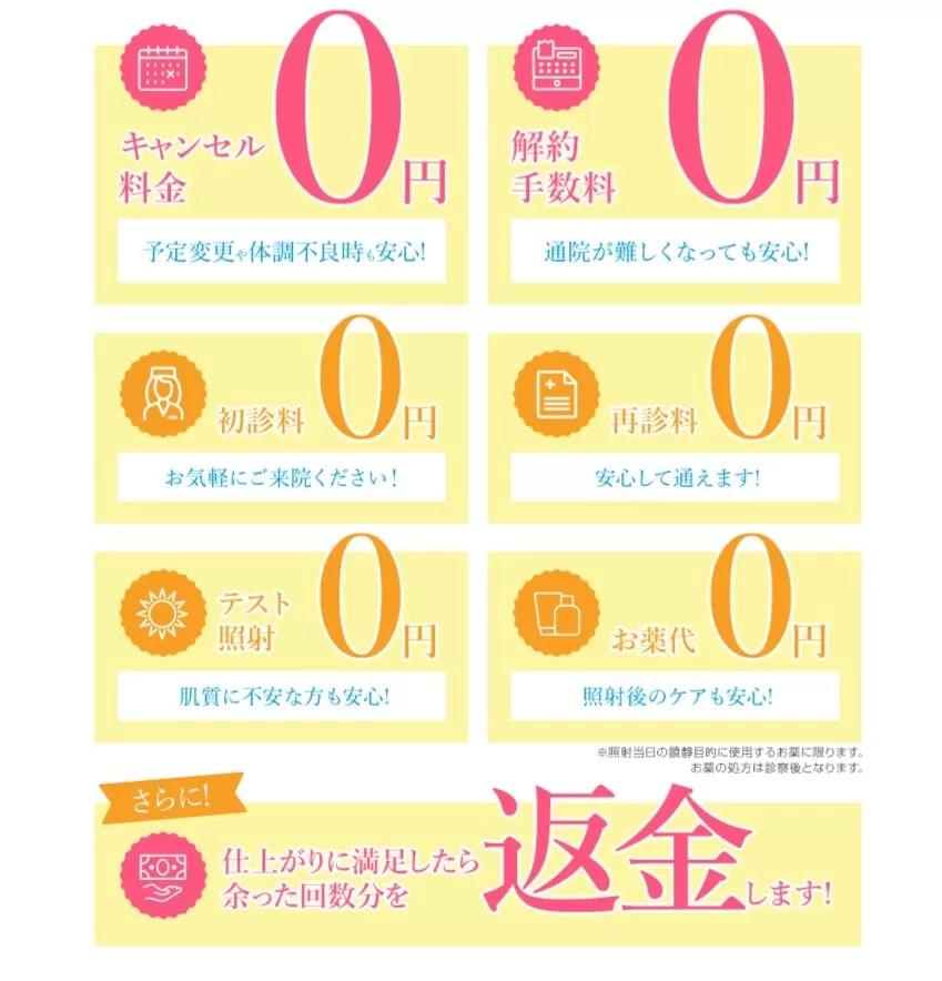 b93b1d33c50 アリシアクリニック医療脱毛【口コミ・評判・効果・料金】体験レビュー