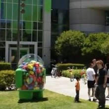 "Google's ""Jelly Bean"" Android"