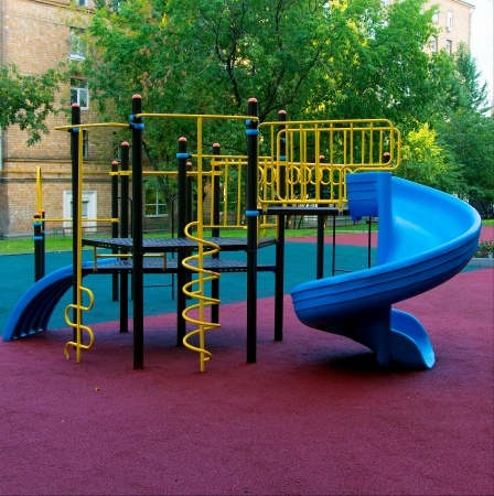 Five Types of Playground Surfacing