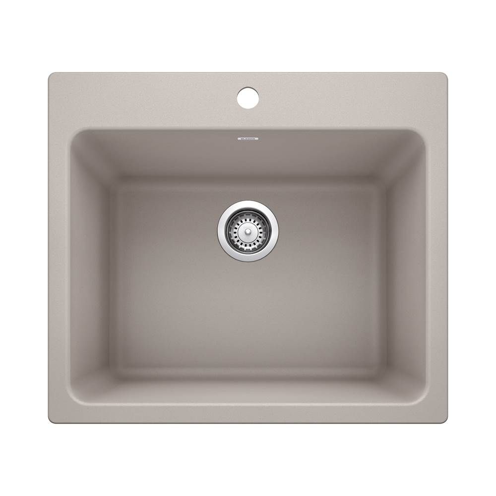 undermount laundry and utility sinks