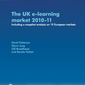 The UK e-learning market 2010 - e-Learning Centre