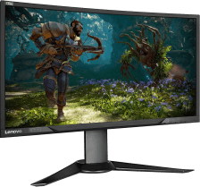 Lenovo Curved Gaming Monitor Y27G-RE 27&quot 144hz/4ms G-Sync Black