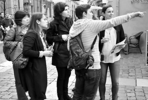 Escape the City Animation de groupe pour entreprise - Teambuilding fédérant vos équipes - à Lyon