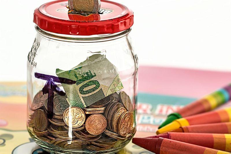 pinigai ir taupymas