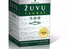 Geriausia apsauga nuo ligų – žuvų taukai
