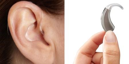 Ωπισθοτιαίο ακουστικό