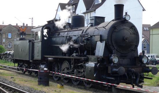 La locomotiva G8.1