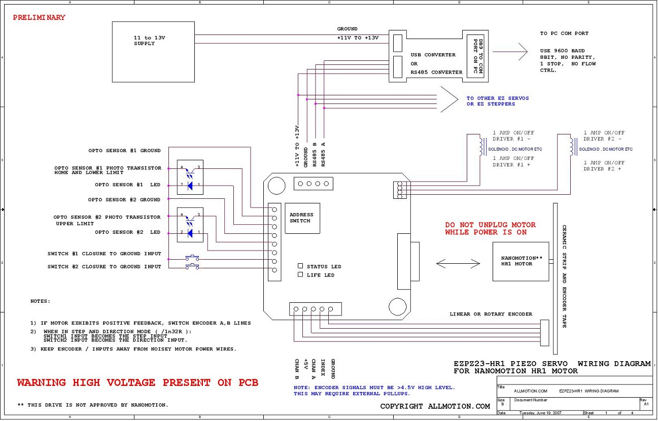 absolute encoder wiring diagram kubota starter switch heidenhain