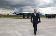 Putin to attend MAKS-2017 airshow