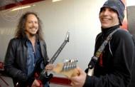 Joe Satriani praises 'great student' Kirk Hammett