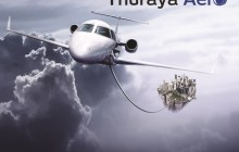 Thuraya and smp aviation Showcase Aero at DSEI 2017