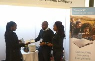 Thuraya Attends AidEx 2017 in Nairobi, Kenya
