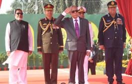 President, PM attend V-Day parade
