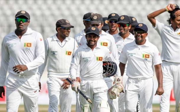 Tigers' poor batting allow Sri Lanka to win Test series