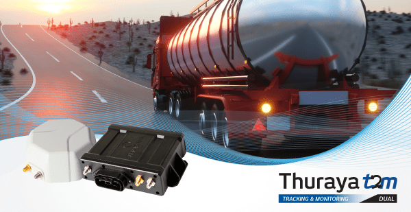 Thuraya launches its first Dual-mode, Mobile M2M solution