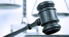 marteau et balance de la justice