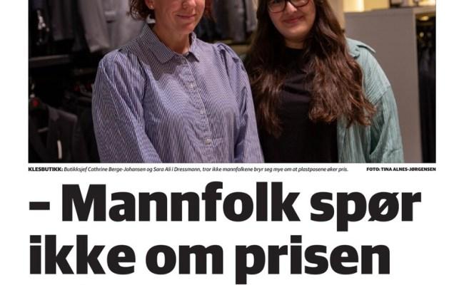 Sarpsborg Arbeiderblad Forsidene